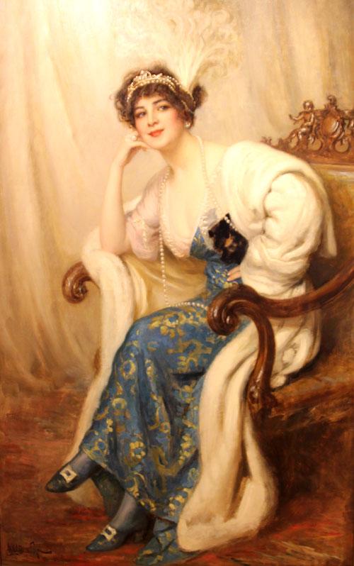 The Czar's Painting