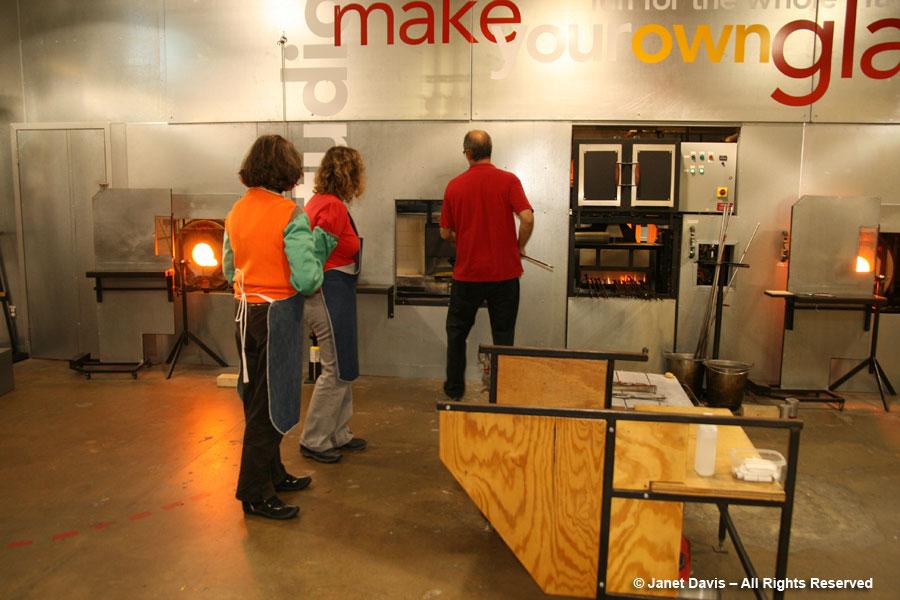 Glassblowing Studio
