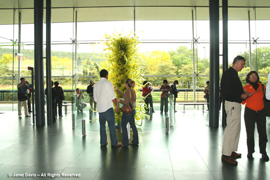 Lobby-Corning Museum of Glass