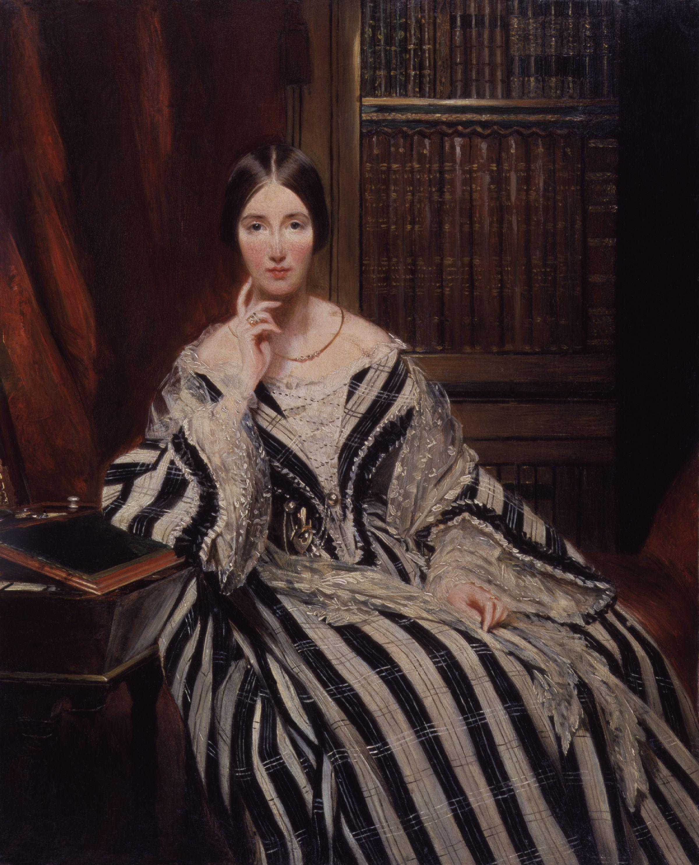 Baroness Angela Georgina Burdett-Coutts - National Portrait Gallery
