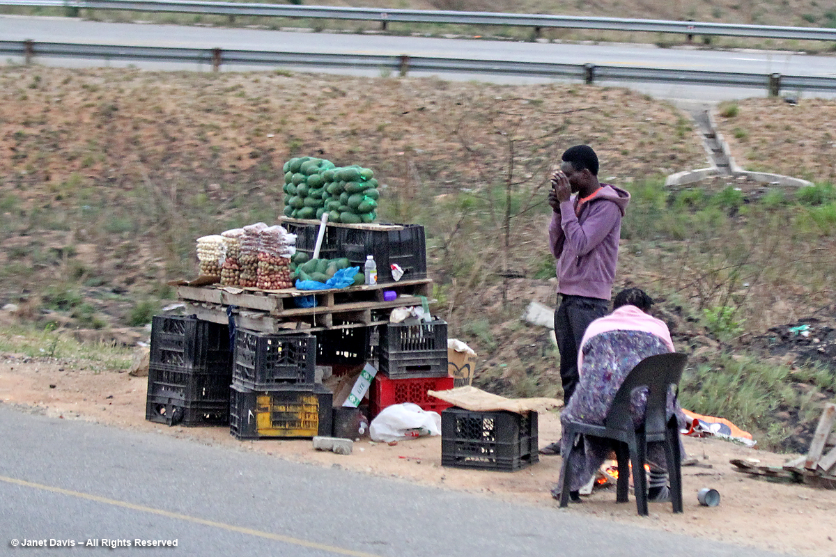 Fruit vendors-Mpumalanga