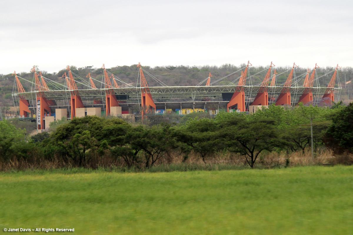 Giraffe Stadium
