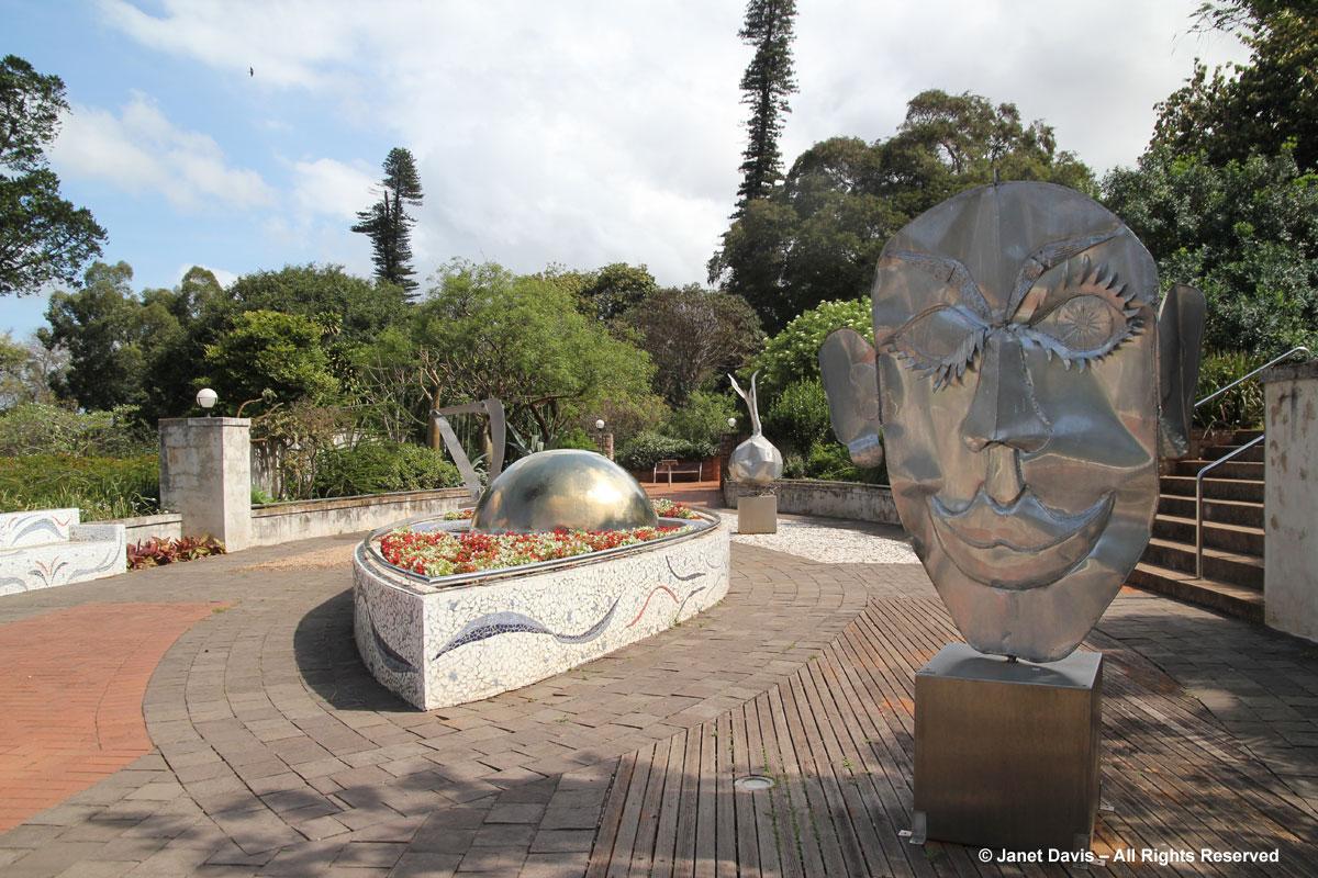 Sculpture Garden-Durban-Botanic