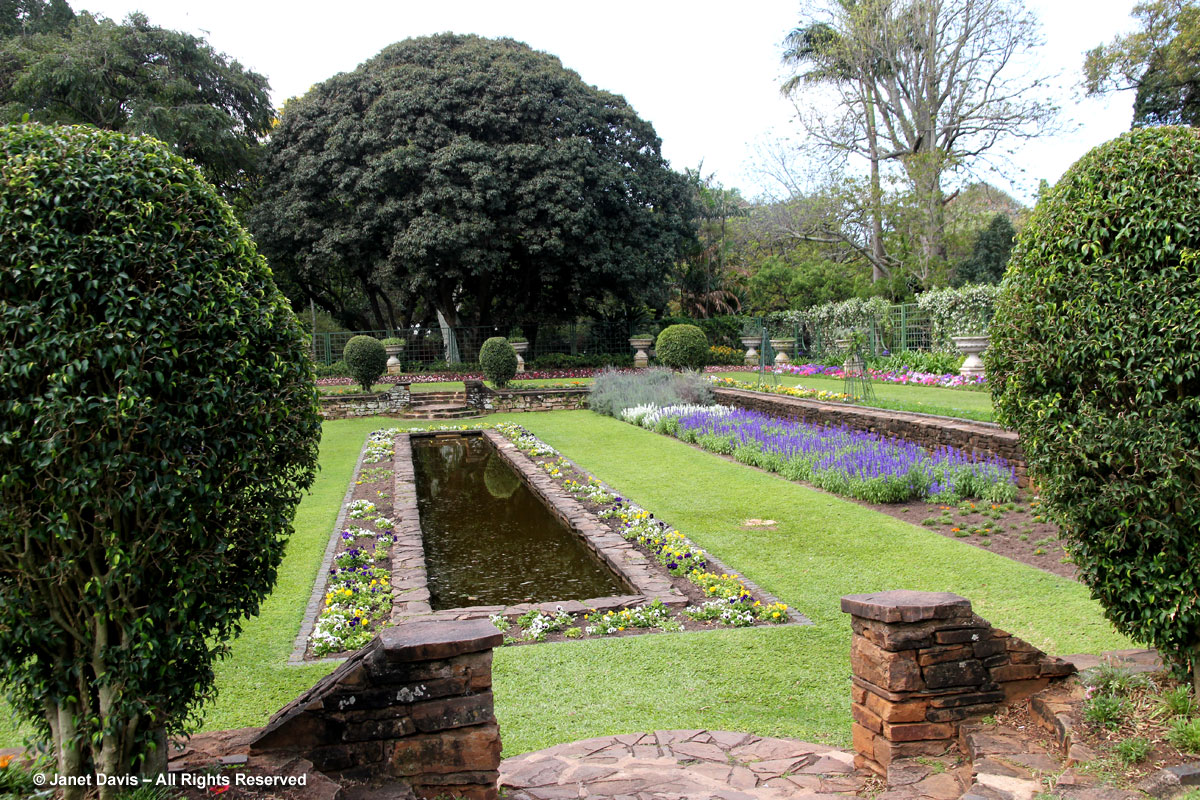 Sunken Garden-Durban Botanic