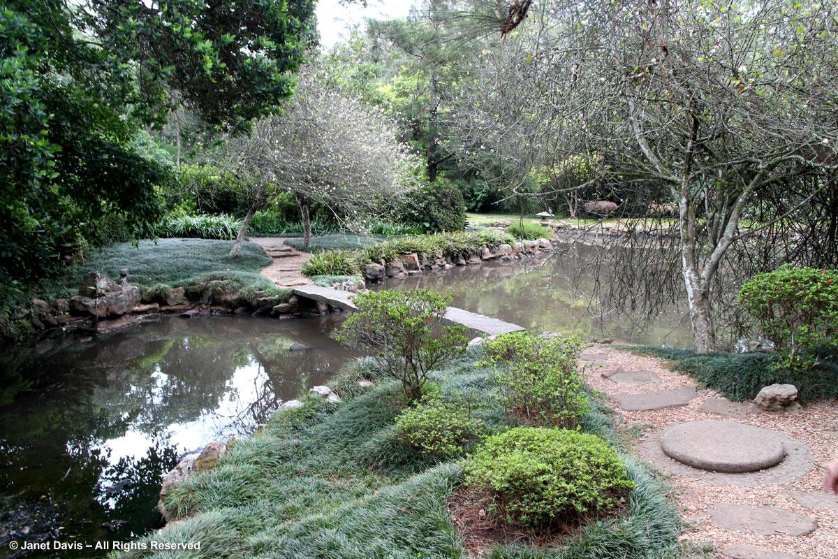 Japanese Garden-Makaranga