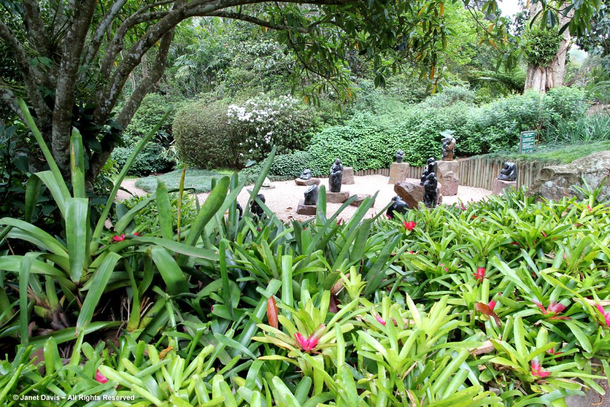 Sculpture-garden-Makaranga