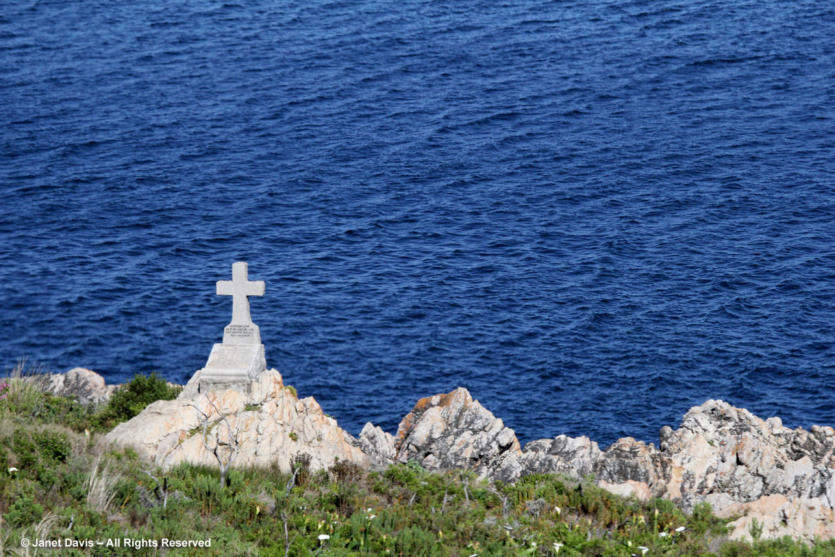 Kogel Bay-Fisherman's Memorial