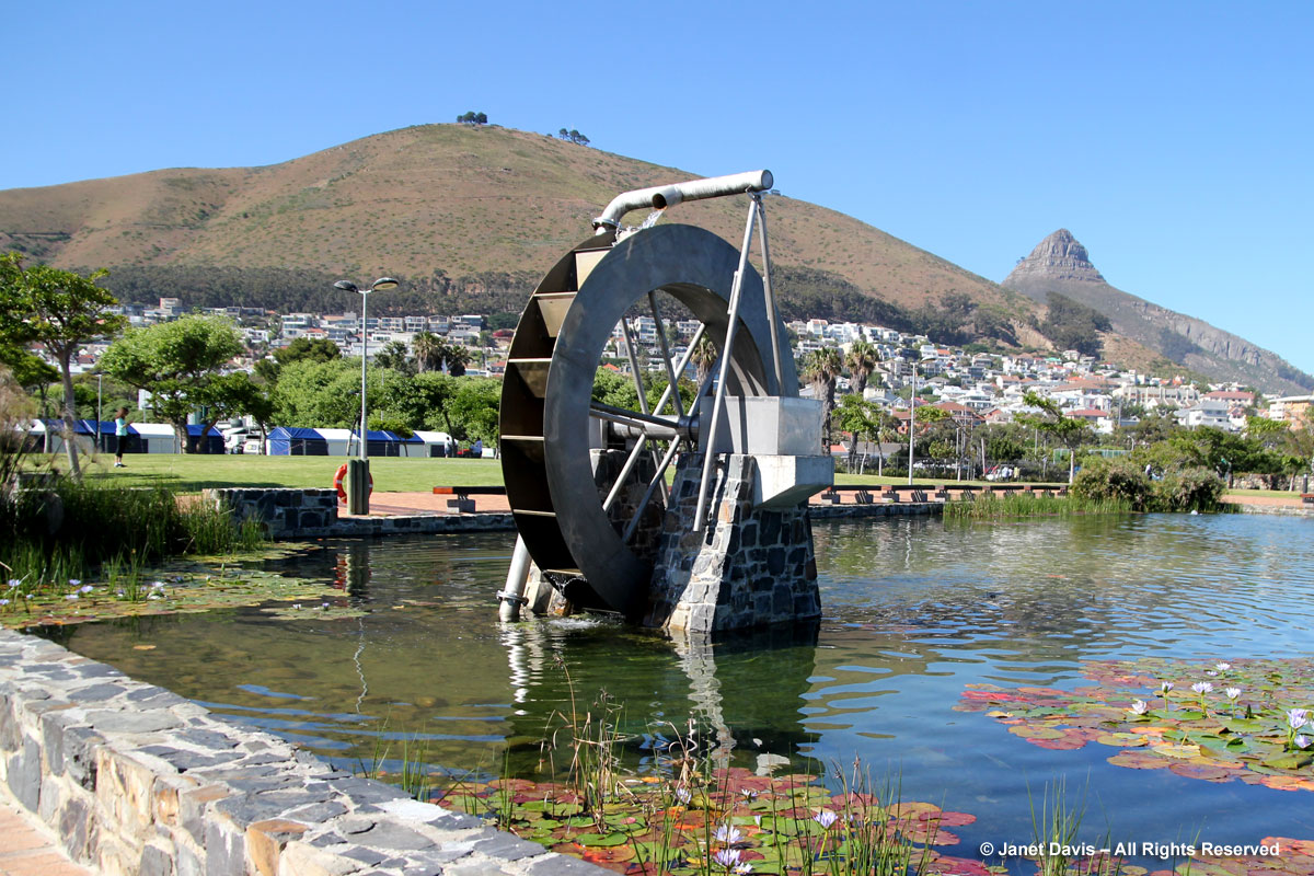 South Africa Cape Town Dutch East India Company City