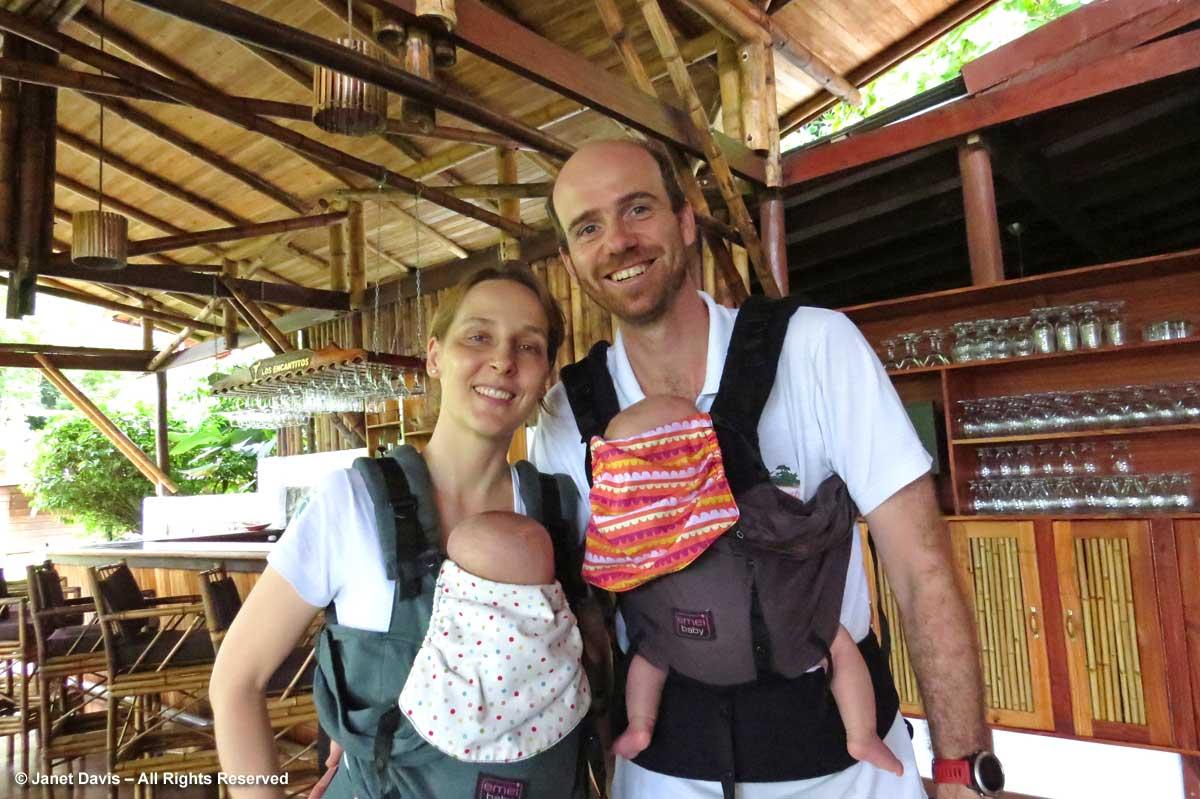 Adriana & Daniel-El Remanso Lodge