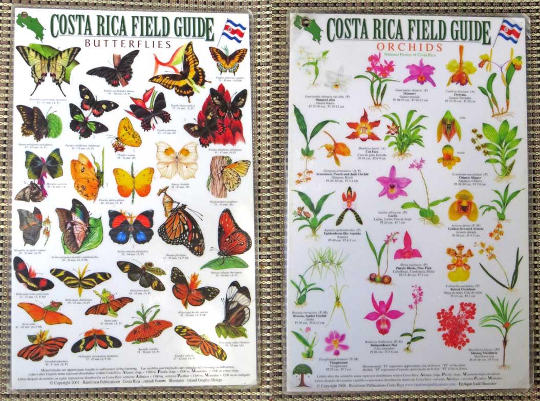 Nature Guide Publications-Costa Rica