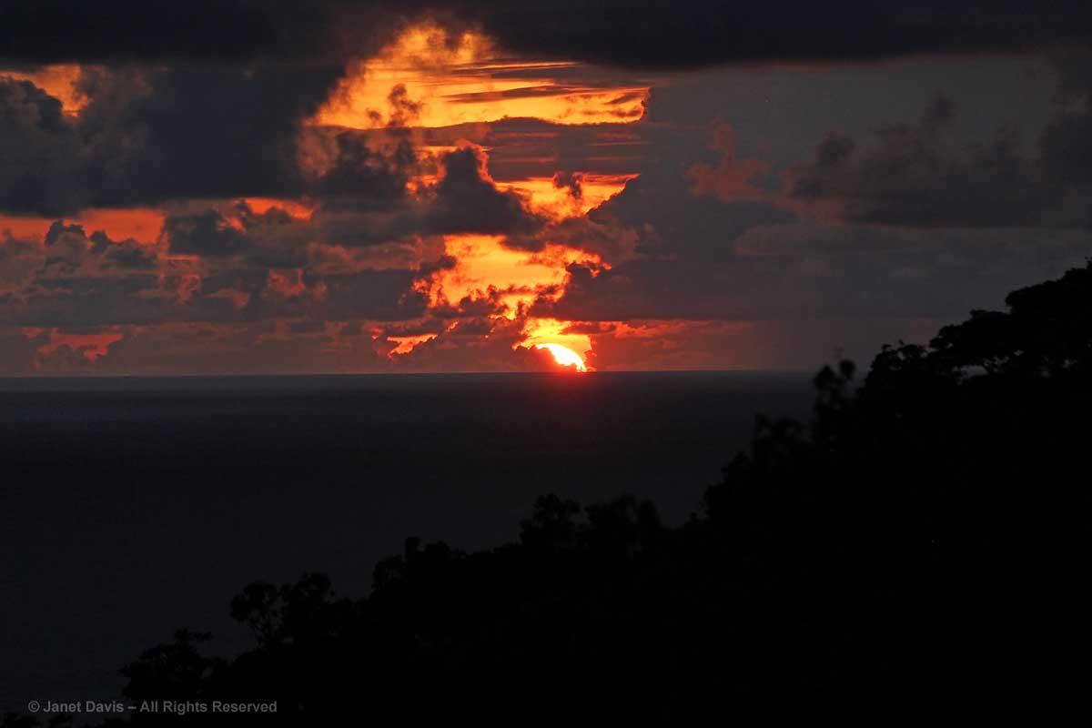Sunset-El Remanso