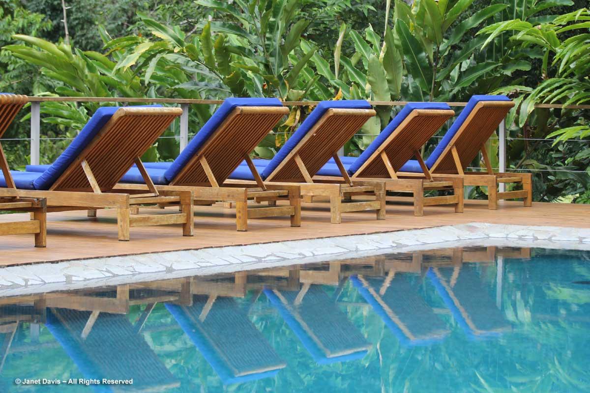 Swimming Pool-El Remanso Lodge