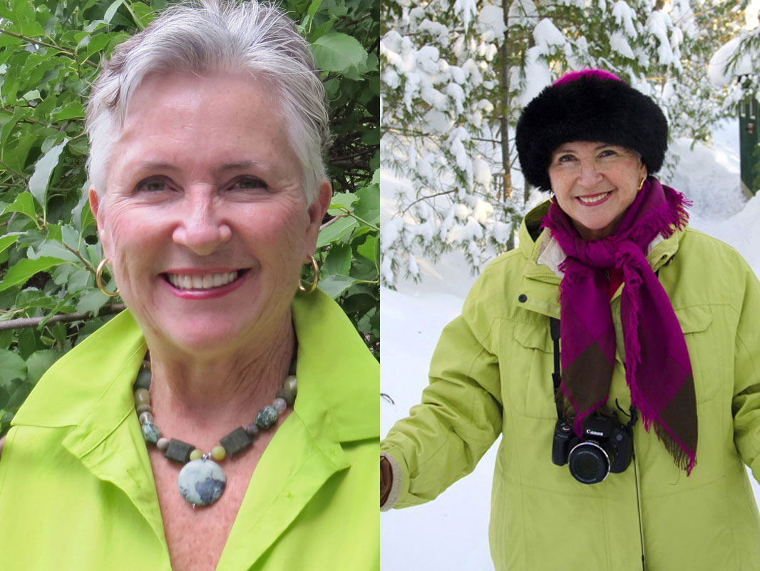 Janet Davis-Green-Summer & Winter