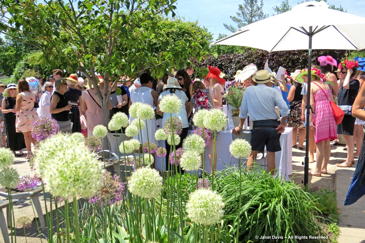 Alliums-TBG Woman to Woman Luncheon