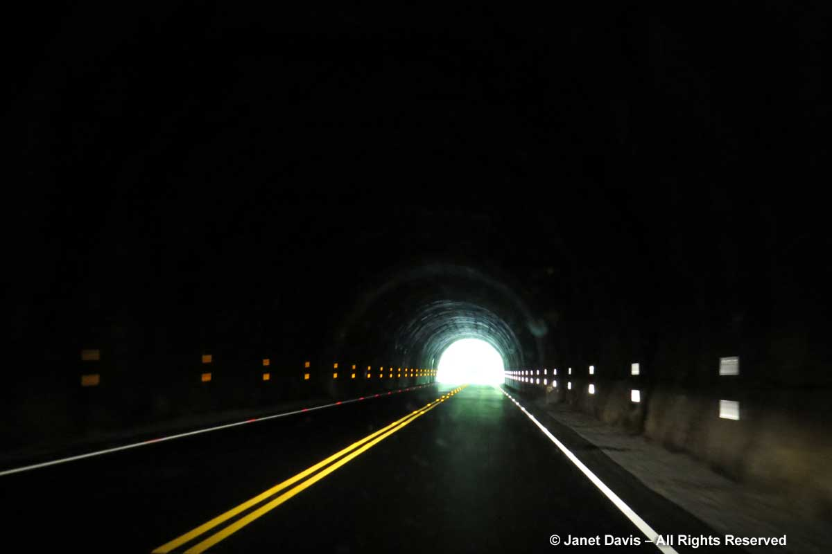 Blue Ridge Parkway-Tunnel