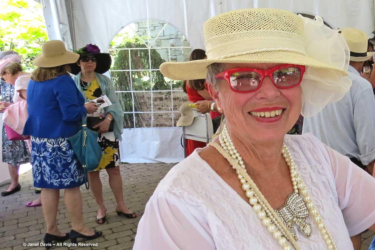 Carol Rhodenizer-TBG Woman to Woman