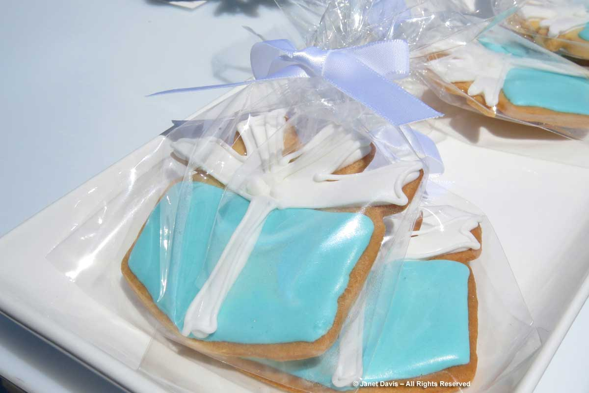 Tiffany cookies-TBG Woman to Woman