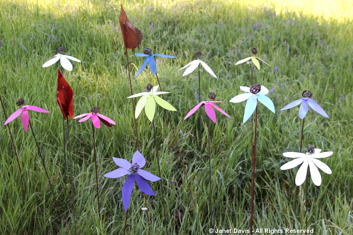 Artful Garden-David Hickey-Flowers