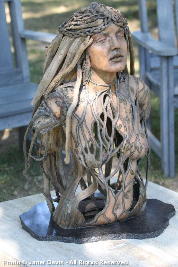 Artful Garden-Jamie Brick-Vines