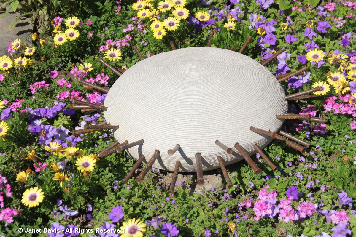 Artful Garden-Laura Moore-Virus Number3