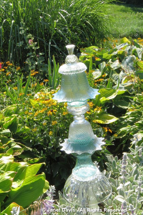 Artful Garden-Robert Graves-Whimsical Glass