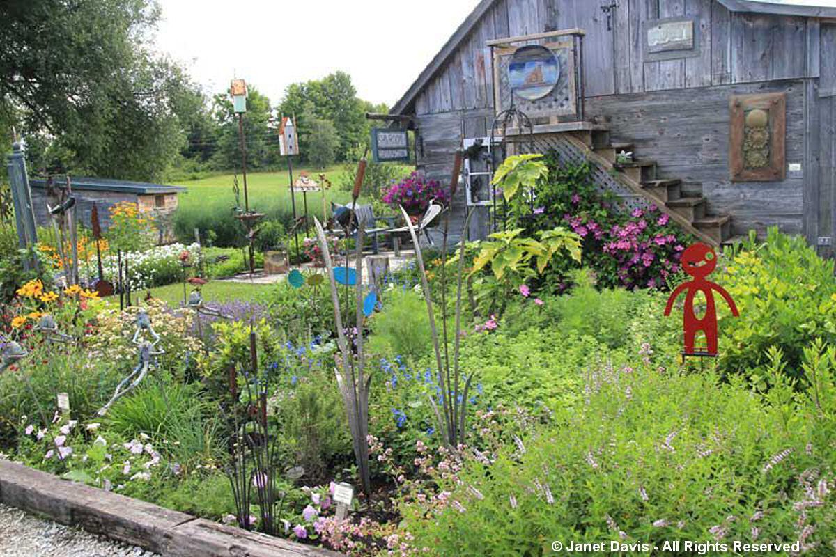 Partridge-Artful Garden-Shop