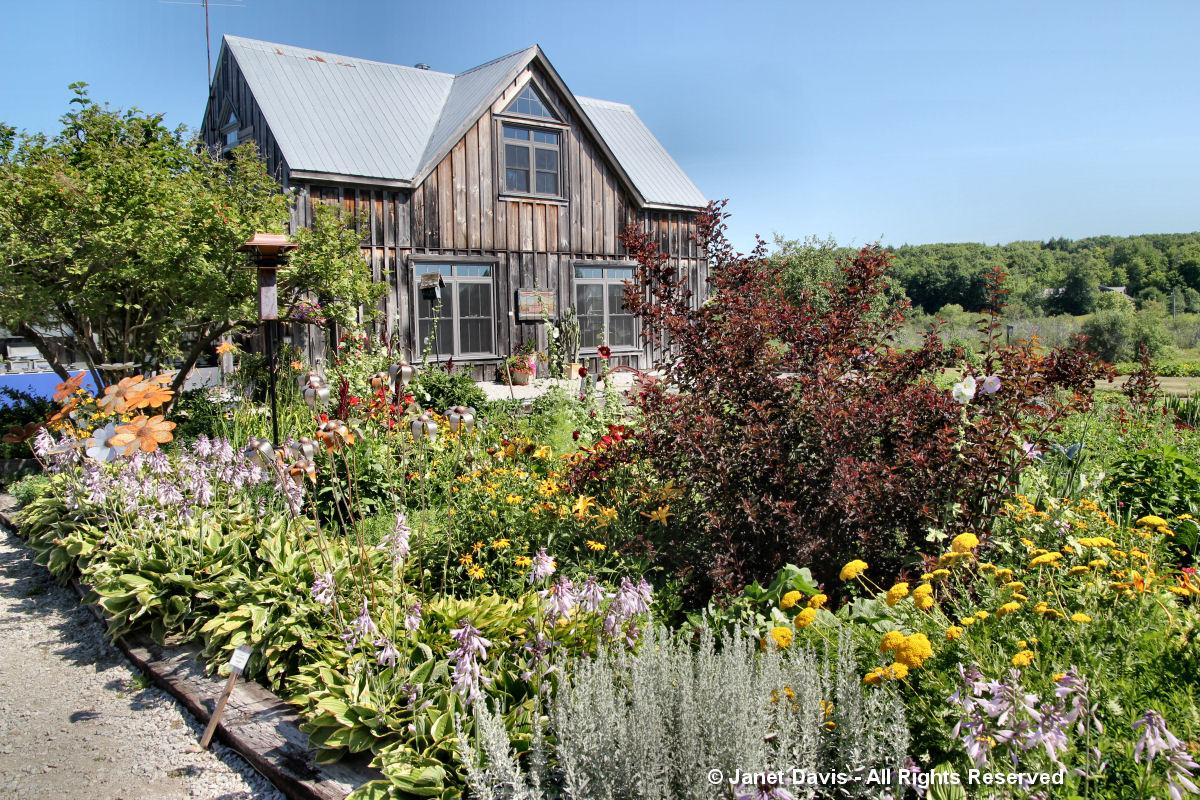 Partridge-Studio & Garden