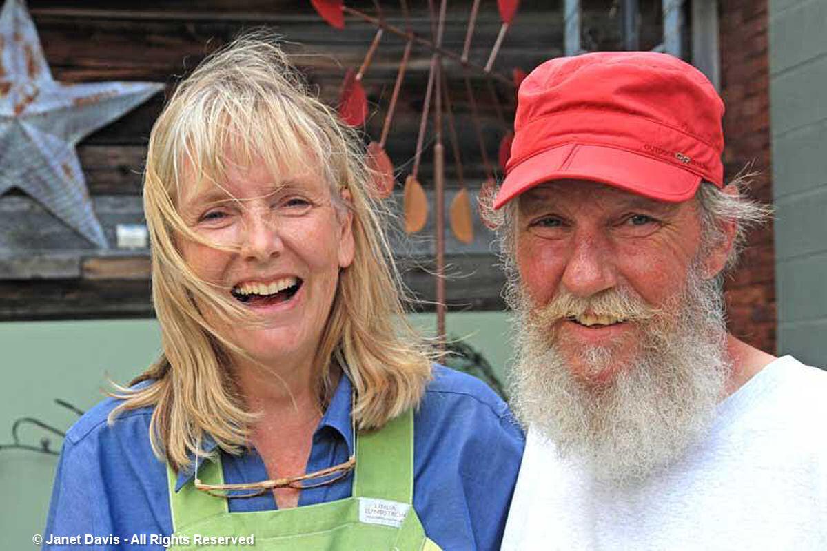 Suzann & Jon Partridge