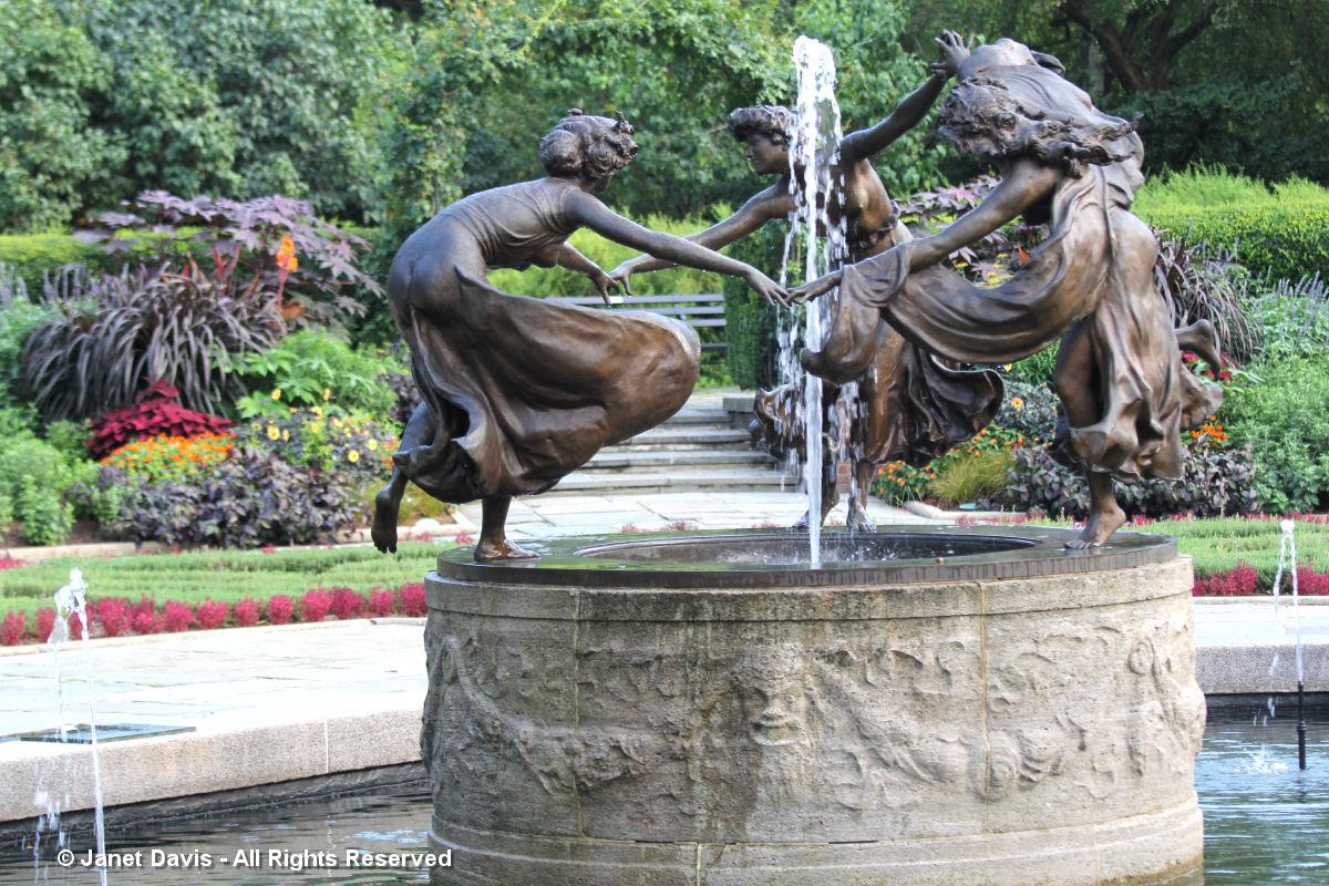 Untermyer Fountain-Conservatory Garden
