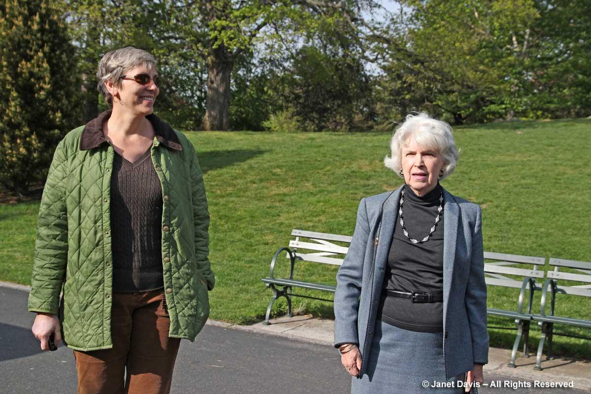 NYBG- Kristin Schleiter & Lynden Miller-Spring 2012