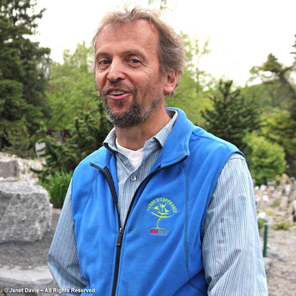 René Giguère-Alpinum-Montreal Botanical Garden
