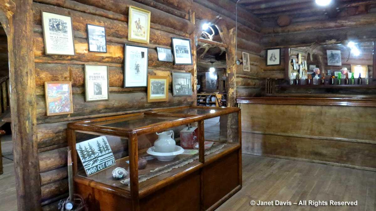 Buffalo Bill Hunting Lodge