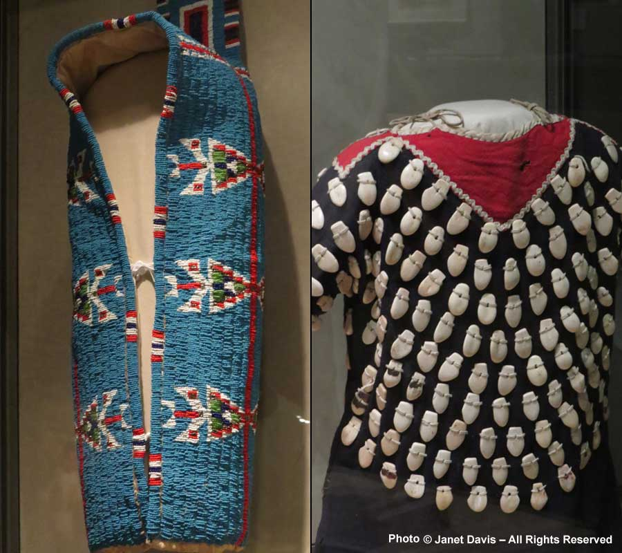 Cheyenne Cradle-Crow Girl's Dress-Buffalo Bill Center of the West