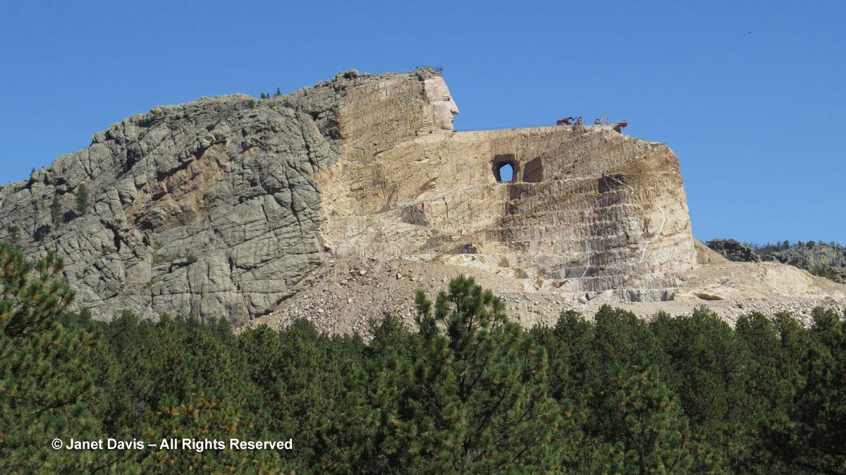 Crazy Horse-Memorial