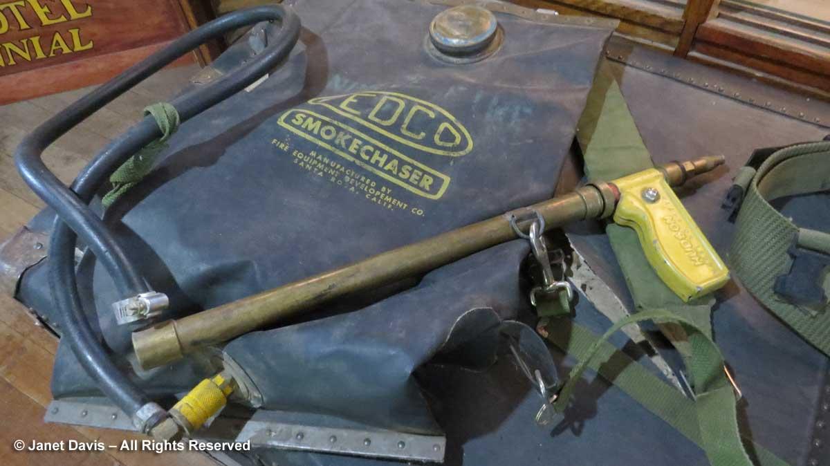 Fedco Smokechaser-Buffalo Bill Hunting Lodge