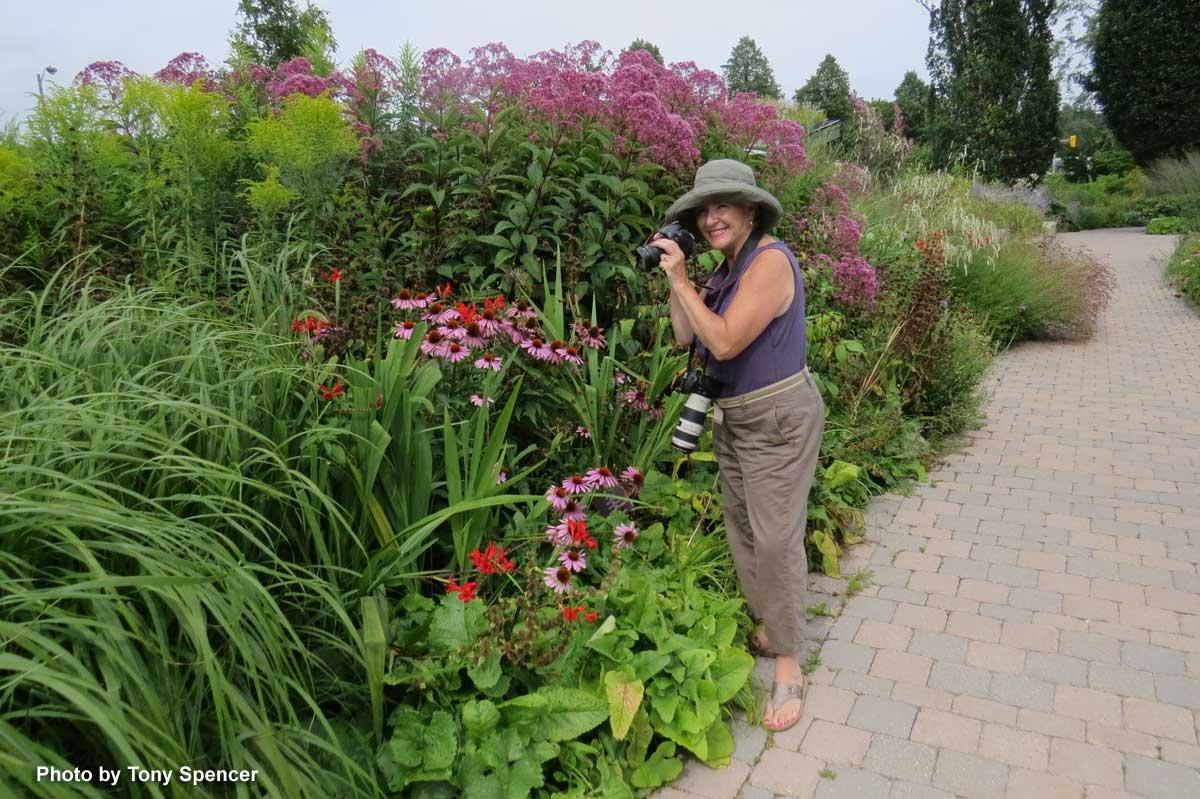 Janet Davis-Toronto Botanical Garden