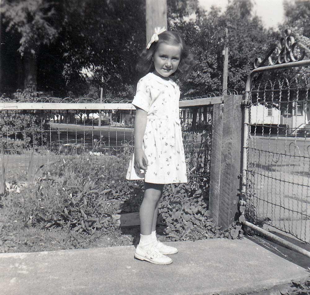 Janet Davis-child-Victoria BC