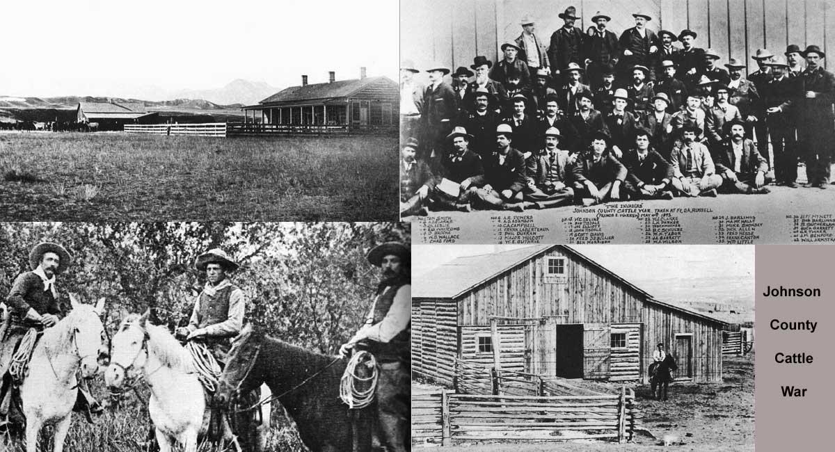 Johnson County-Cattle War