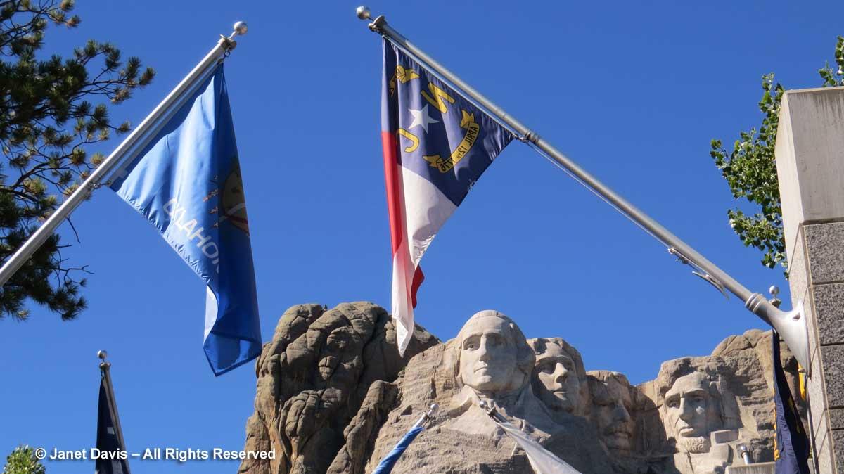 Mount Rushmore-entrance