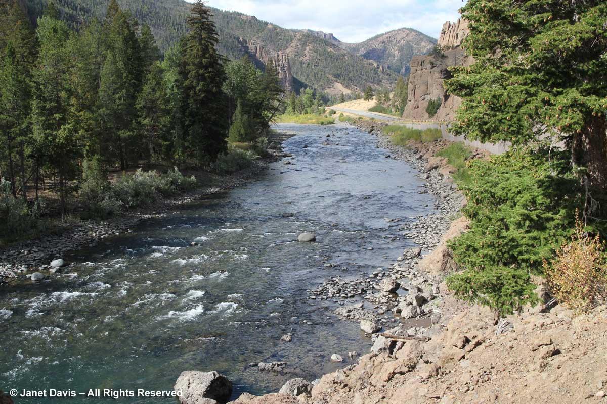 Shoshone River-Stinkhole River