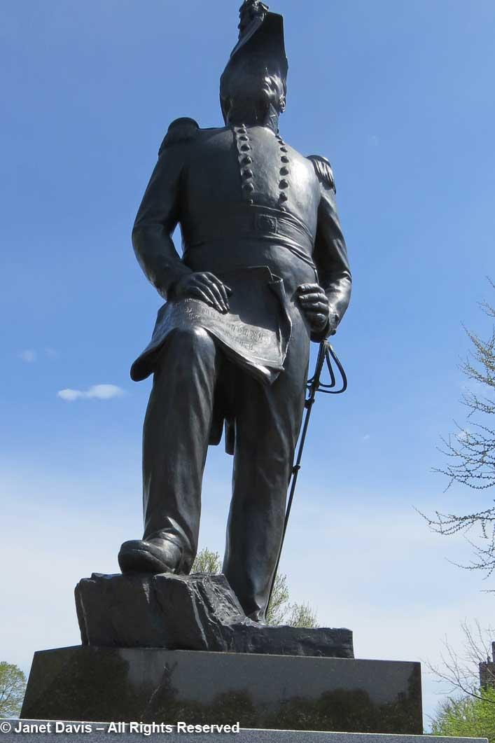 Lieutenant Colonel John By-Statue-Ottawa