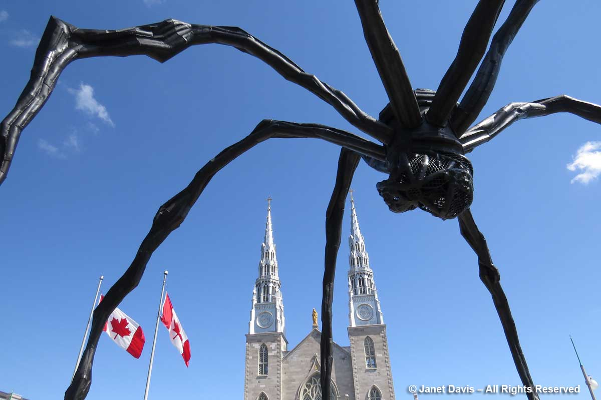 Maman-National Gallery of Canada-Louise Bourgeois-Ottawa