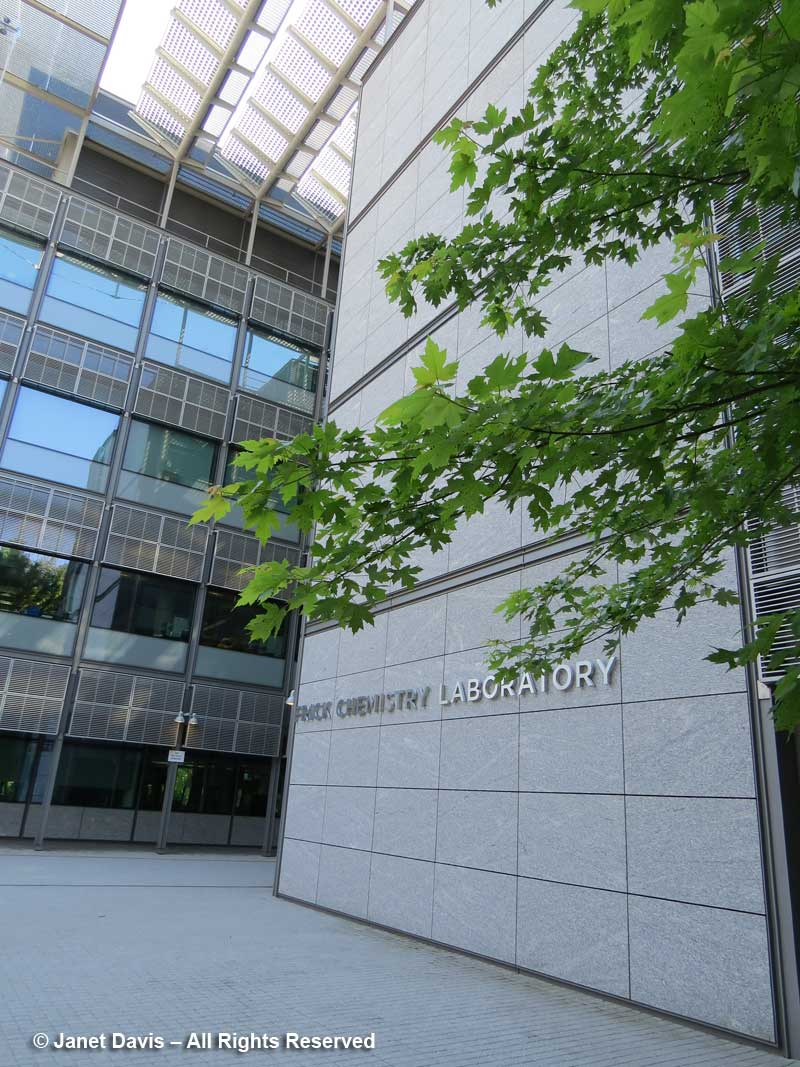 Acer-Maple-Frick Chemistry Laboratory-Princeton