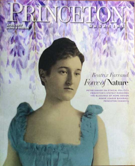 Beatrix-Farrand-Princeton Magazine