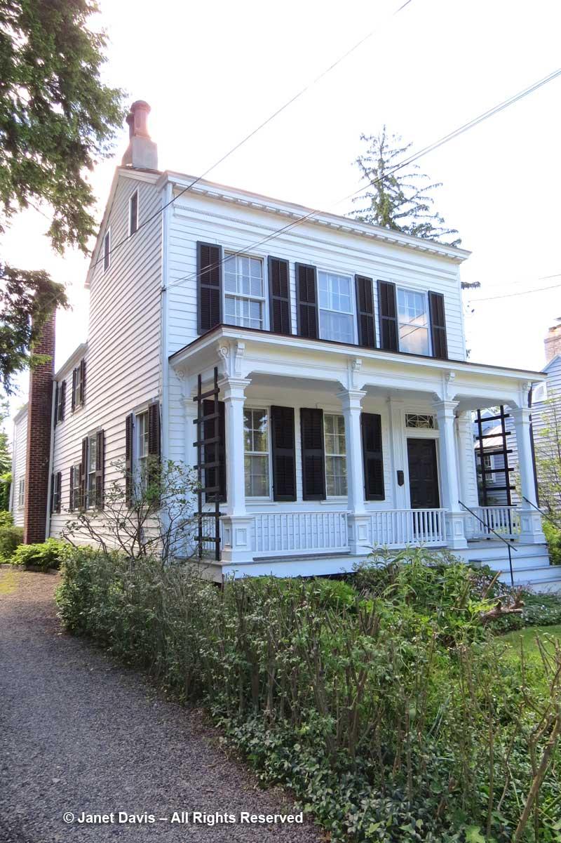 Einstein's House-Princeton NJ