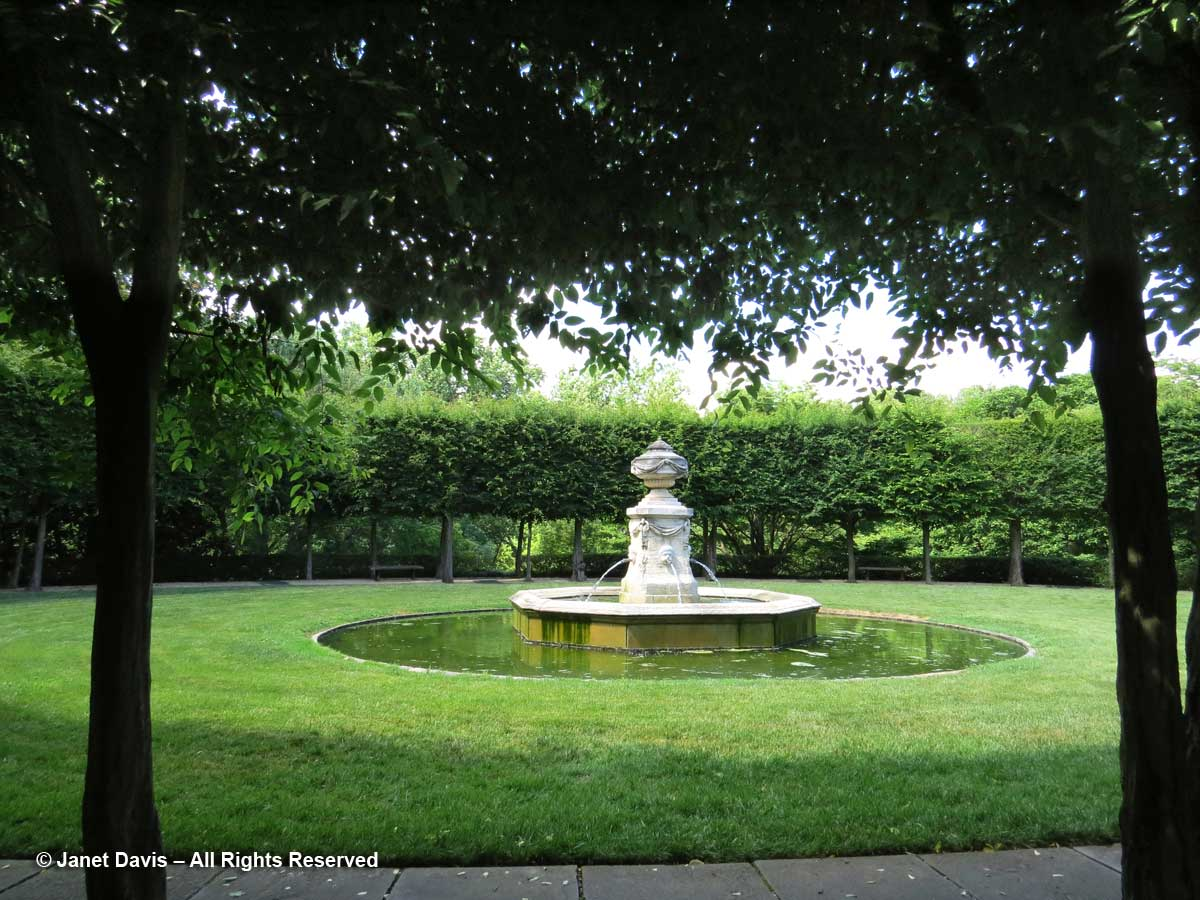 Ellipse-Dumbarton Oaks