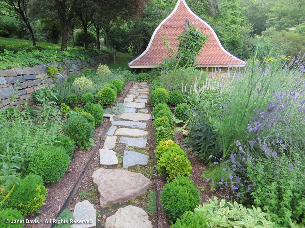 Herb Garden-Dumbarton Oaks