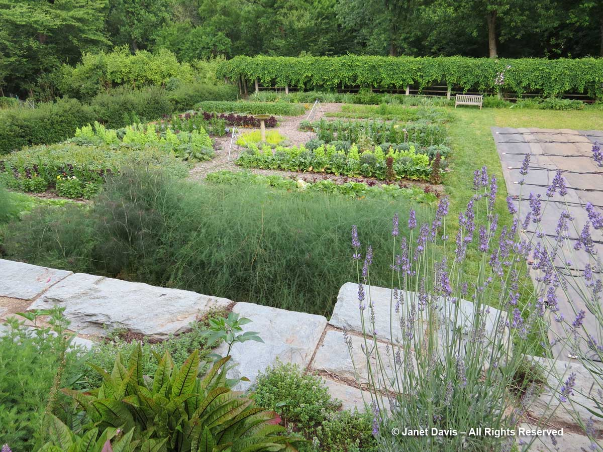 Kitchen Garden-Dumbarton Oaks