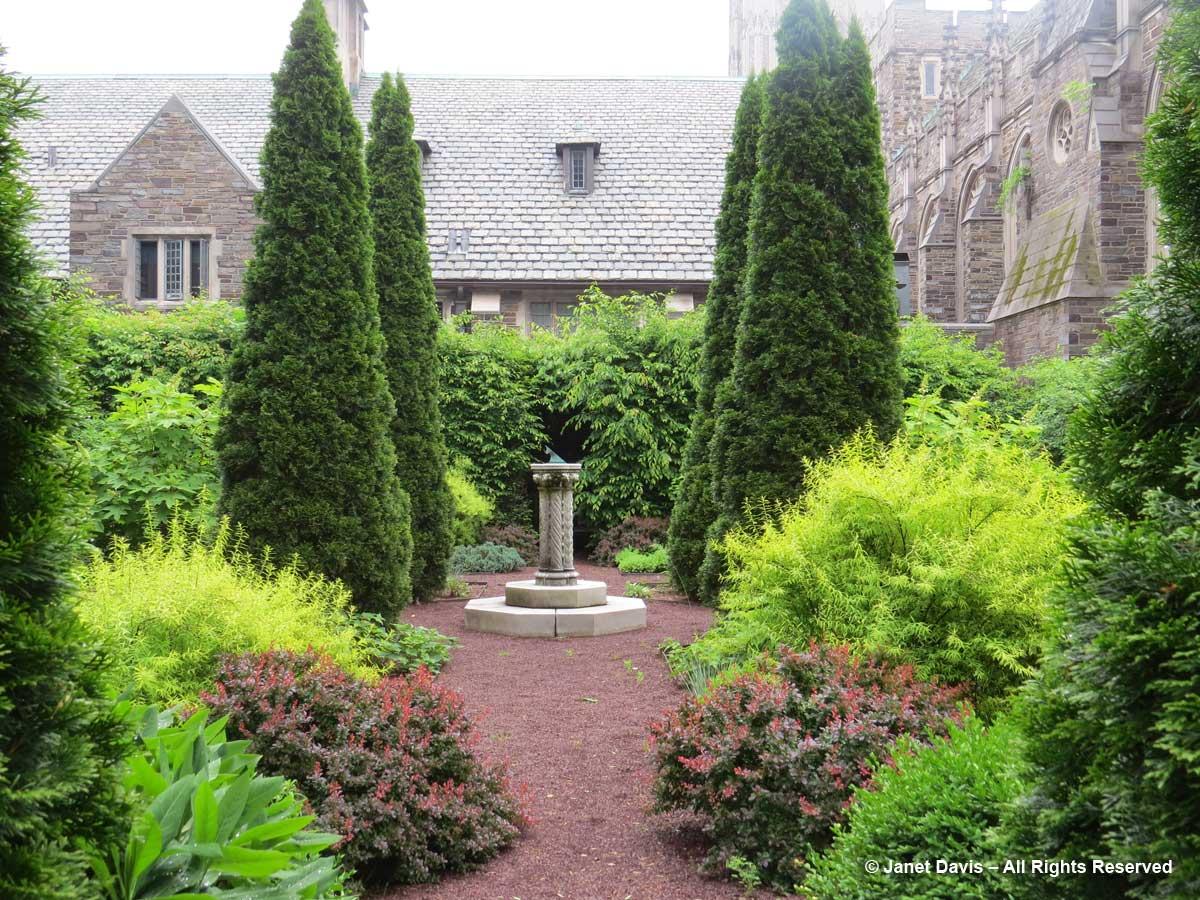Princeton Graduate College-Beatrix Farrand (2)