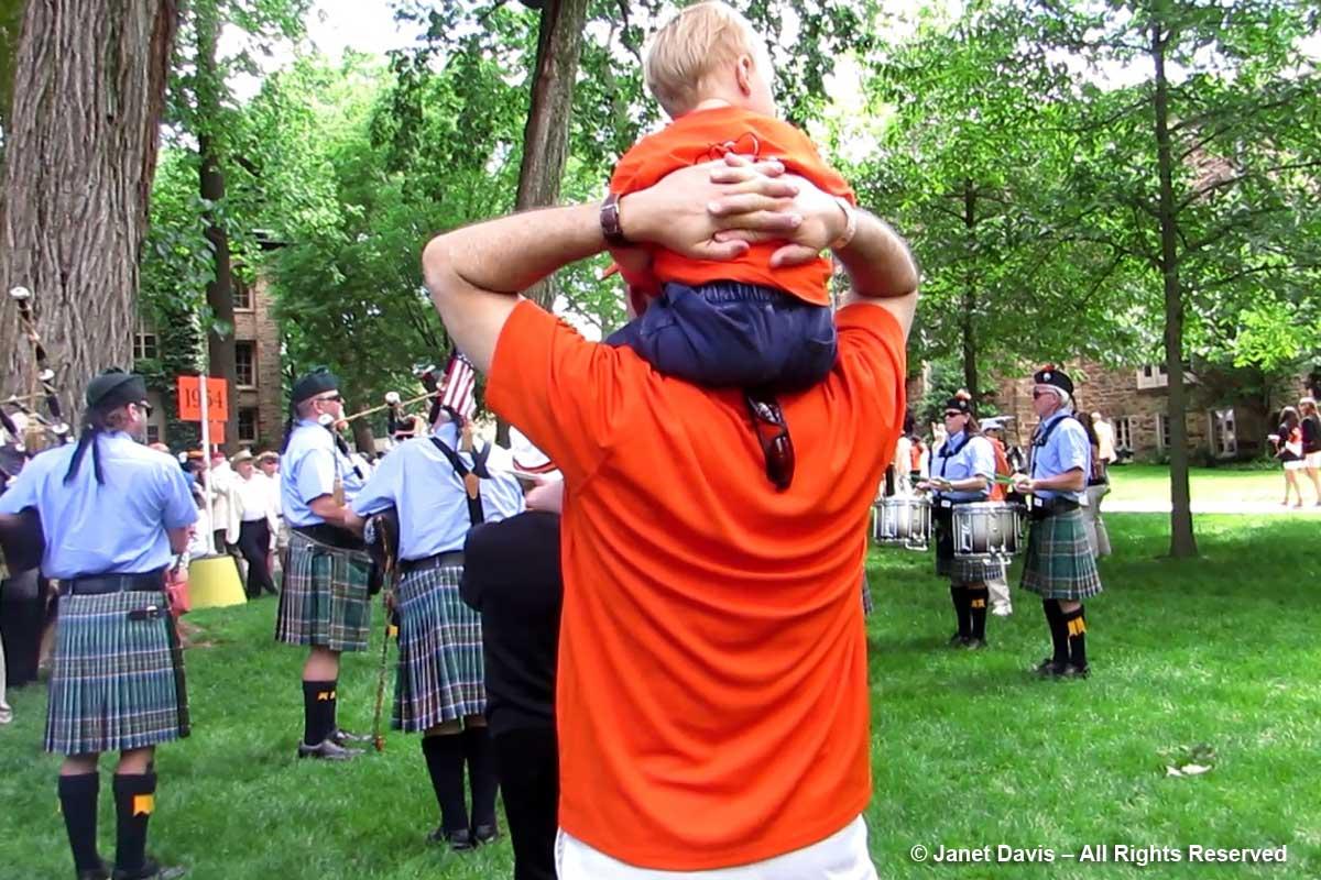 Princeton-P-rade-child and dad